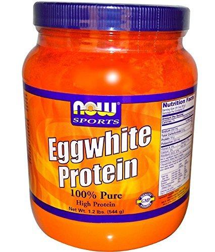 Ahora alimentos huevo proteínas, 1,2 lb 6 Pack