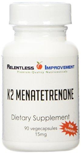 La vitamina K2 Menatetrenone Mk-4