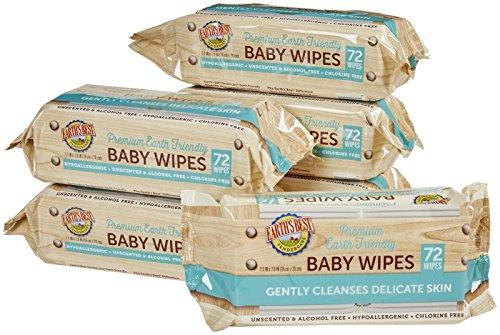 Mejor cuidado bebé toallitas Refill de la tierra - ct 432