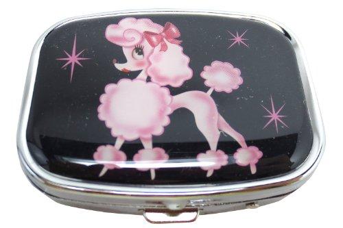 Fluff Pink Poodle