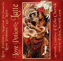 Amor Latte Potion® ~ 1/3 aceite de fl. oz. Perfume para las mujeres