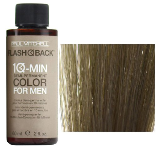 Paul Mitchell Flash Back 10 minutos Color para hombres 2 onzas - Medio Natural fresco