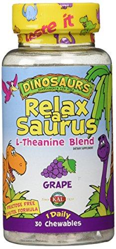 Relax-a-Saurus - 30 - masticables