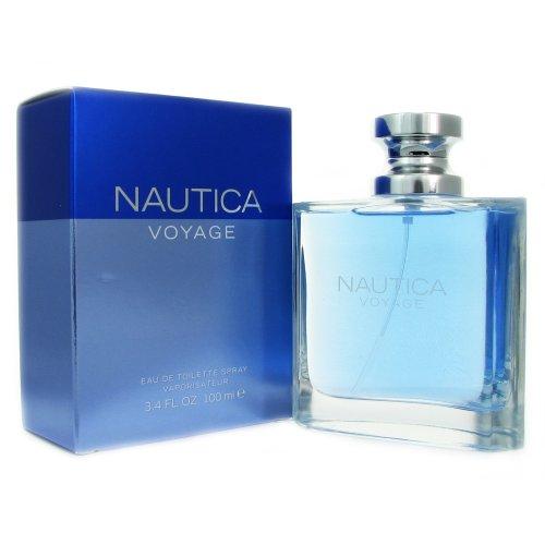 Nautica Voyage de Nautica para hombres. Eau De Toilette Spray 3.4 oz