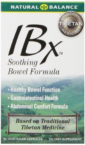 IBx equilibrio natural calmante intestinal Formula, 60-Conde