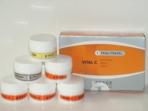Imagen piel cuidado C Vital prueba Trial Kit