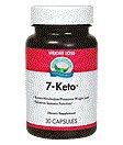 7-Keto 75 mg, pérdida de peso y soporte del sistema inmune (paquete de 2)