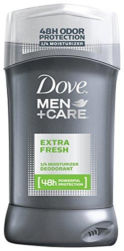 Dove Men + Care, aerosol del desodorisante, Extra dulce, 3 onzas