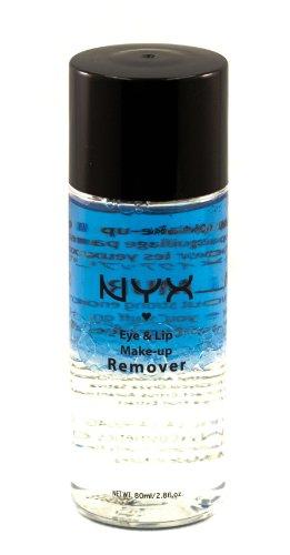 Ojo NYX y Lip Makeup Remover, claro/azul, 2,8 onzas