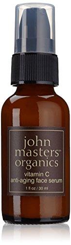 John Masters Organics vitamina C facial Anti-Aging Suero, 1 onza