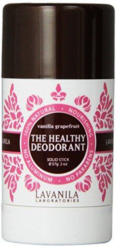 Lavanila el saneada desodorante-vainilla pomelo - 2oz.