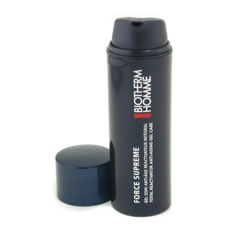 Biotherm - Homme Force Supreme total Reactivador Anti Aging gel Care - 50ml / 1.69oz