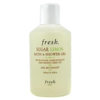 Fresco - azúcar limón baño y Gel de ducha 300ml / 10oz