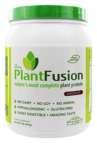PlantFusion Multi Source planta proteína Chocolate - 1 lb