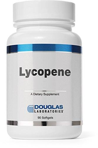Douglas Laboratories® - licopeno (5 mg) S-Gel - 90 Caps