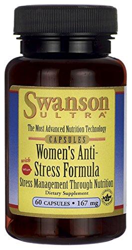 Anti-Stress Formula (Lactium) 167 mg 60 Caps de las mujeres de Swanson Ultra