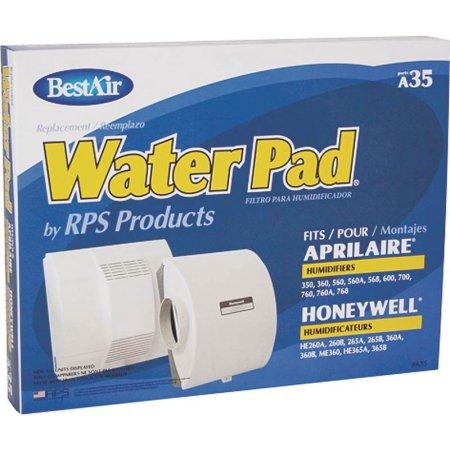 PAD HORNO agua del humidificador