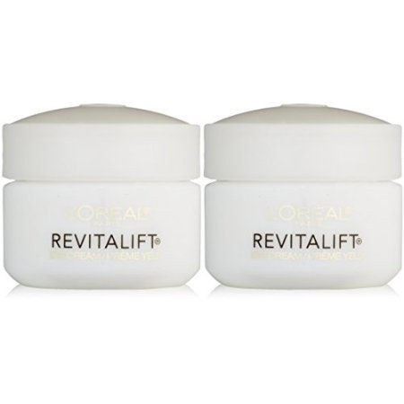 Paris RevitaLift Antiarrugas - Reafirmante Ojos Cream 05 onza (Pack de 2)