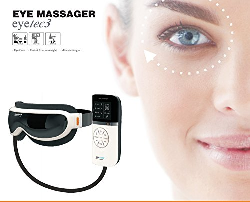 Massager del templo ojo eyetec3