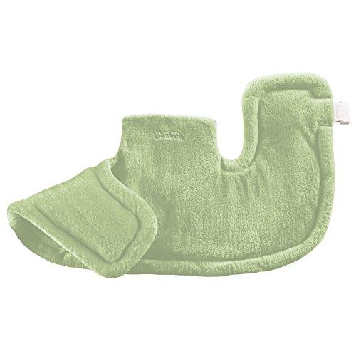 Sunbeam 885-911 Renue calor terapia cuello y abrigo del hombro, verde