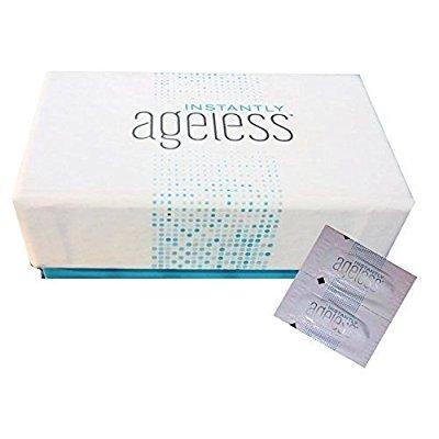 instantánea Ageless Anti-Aging Eye Cream 1 Box (50 sobres)