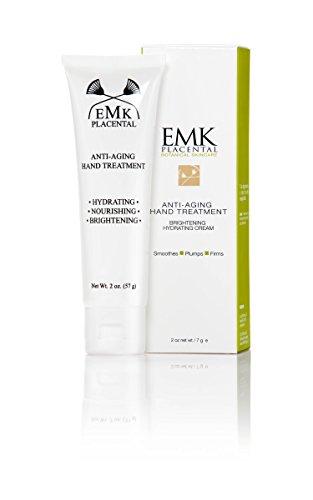 EMK placentaria alto rendimiento contra el envejecimiento crema - revolucionaria planta Bio-idénticas Placenta en Placenta humana - más alto grado de péptidos, manteca de karité