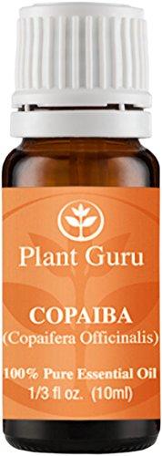 Copaiba aceite esencial 10 ml. 100% puro, sin diluir, terapéuticas grado.