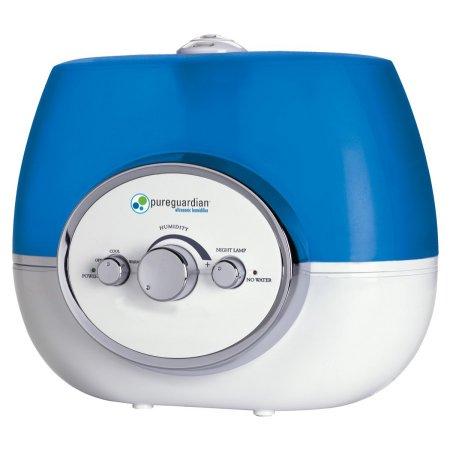 PureGuardian H1510 100 horas ultrasónico caliente y humidificador de vapor frío, 1.5 galones