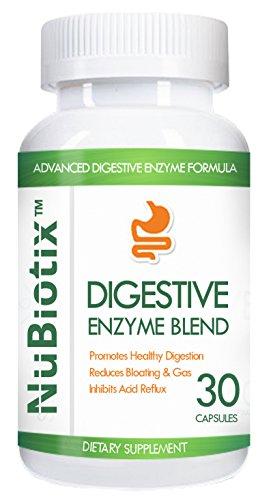 Ct 30 botella de mezcla de enzimas digestivas - Compre 2 obtenga 1 gratis, entrar 2 cantidad y tu 3er botella naves enzima digestiva automáticamente - mejor suplemento - suplemento de la salud patentada completa - una vez un día - digestión eficaz ayuda,