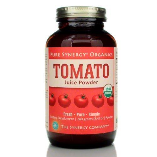 Polvo de jugo de tomate - sinergia pura materia orgánica