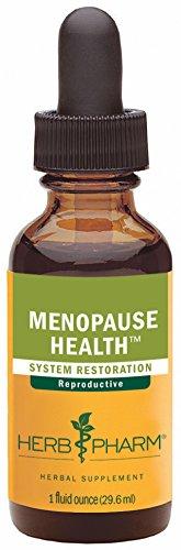 Hierbas menopausia Pharm salud fórmula Herbal para apoyo físico y emocional - 1 onza