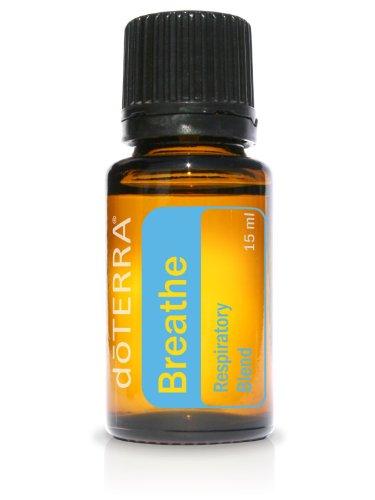 doTERRA respirar aceite esencial mezcla 15 ml