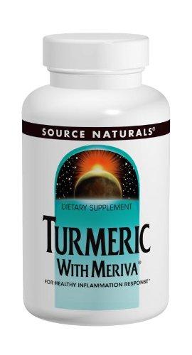 Source Naturals cúrcuma Meriva complejo 500 Mg, 120 cuenta