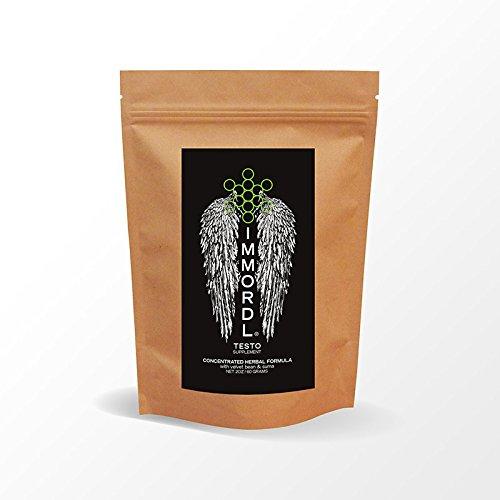 IMMORDL - testosterona Natural para hombres - 100% planta concentra