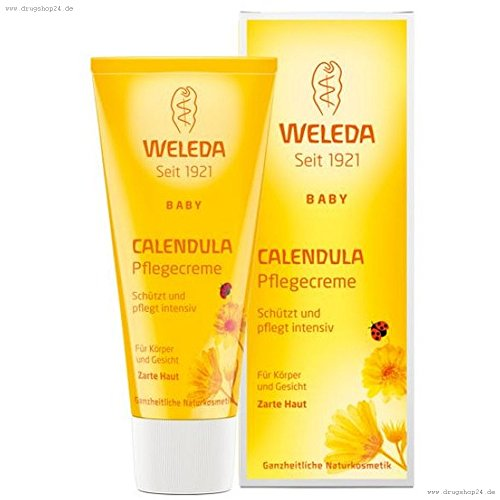 Crema corporal de Weleda caléndula, 2.5 onza líquida