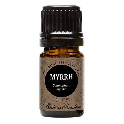 Mirra aceite de esencial 100% puro grado terapéutico por Edens Garden-5 ml