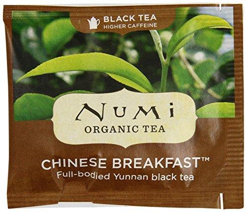 Desayuno chino Numi, cuenta 100