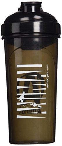 Universal de la Nutrición Animal Shaker Cup, negro