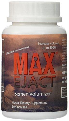 Max Ejact, Semen Volumizer, aumentar su volumen de Semen hasta un 500%