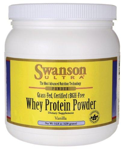 Gramos de proteína en polvo vainilla 420 de suero de leche (14,8 onzas) Pwdr