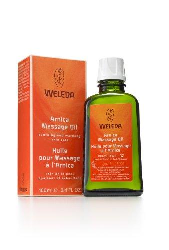Weleda Árnica aceite de masaje, 3,4 onzas