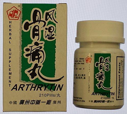 Arthrytin Fengshi Gutong Wan - 210 pastillas