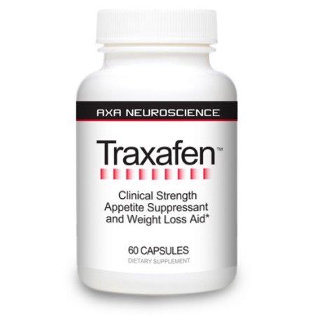 Traxafen - Potente supresor del apetito y quemador de grasa. Perder peso rápidamente