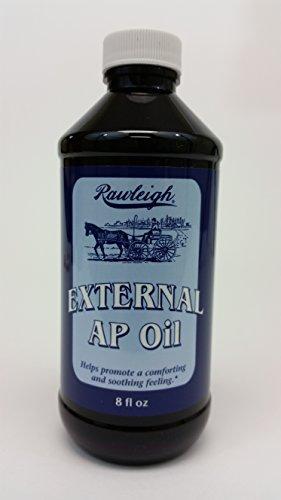 Rawleigh externo antidolor y masaje aceite 8 oz fl paquete de 3