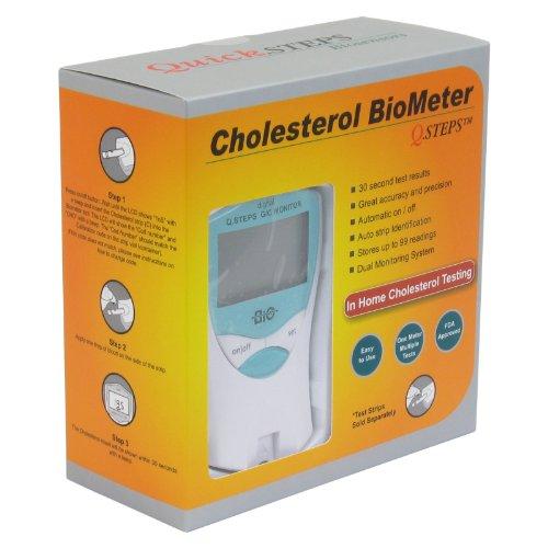 P. sistema de monitoreo de glucosa en pasos de colesterol BIÓMETRO