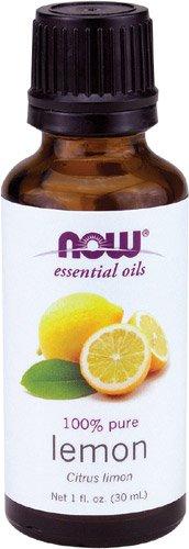AHORA alimentos 1 onza de aceite esencial de limón