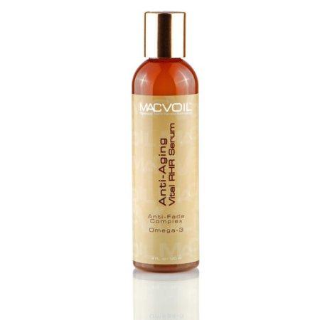 Macvoil Anti Aging Suero Vital RHR de pelo, 4 Oz