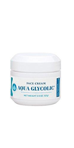 Crema facial glicólico Aqua
