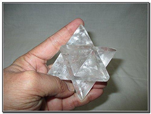 Raro nuevo cuarzo Cystal Natural grande 2