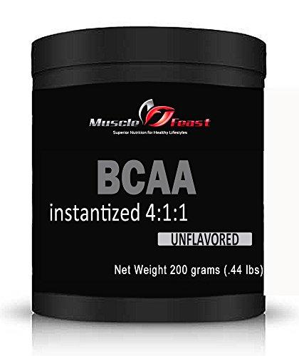 Hecho instantáneo BCAA 4:1:1 200 gramos (7 onzas)
